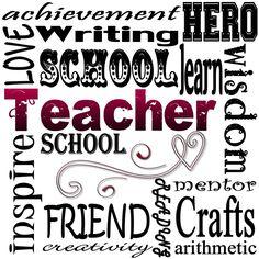 Cute Teacher Quotes | Cute Teacher Appreciation Quotes