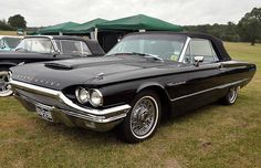 thunderbird 64' The car we are restoring!  Can't wait for it to look like this:)