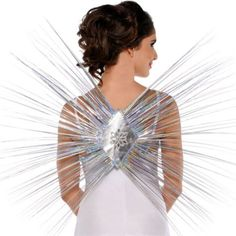 Tinsel Angel Wings - Party City