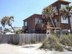 VRBO.com #357134 - Treehouse on the Beach! Unique Retreat Overlooking the Gulf