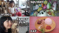 Vlog Squishy Shop Indonesia ♥ Belanja Banyak Squishy Di Sanya #2 @Farmas...