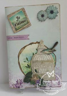 Notitieboekje La Provence