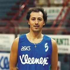 Claudio Crippa, Kleenex Pistoia