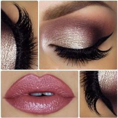 #MakeupGoals Isn't that just perfect ? #DIY  Snap for more on makeup