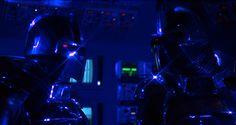 Battle Star Galactica, original 1978's Cylon Centurion. #BSG #CYLON