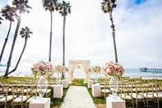 Glam California Ballroom Wedding  Wedding Real Weddings Photos on WeddingWire