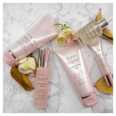 Roses are red, violets are blue, your mother would love some skincare from you!  Give the gift of roses this #MothersDay with #ByTerry's rose skincare line - these rose-oil infused products will surely pamper your mom and give her the relaxation she needs.  #BePrettyBeautyBoutique offers both makeup & hair services for events and brides. Call (714) 963-0500 for more information or to book today!  #motd #fotd #beauty #tutorial #selfie #instagood #instalike #follow #like #makeuptutorial #mua #