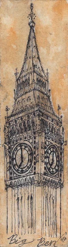 Big Ben by PraiseMoyer
