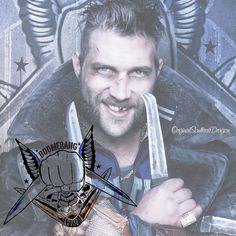 Captain Boomerang ~ Jai Courtney ~ Suicide Squad ~ LittleDragon Edit