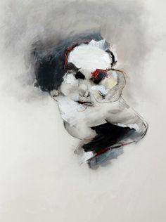 Saatchi Online Artist: Gaston Carrio; Paper, 2008, Mixed Media DESIRES_I
