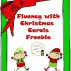 Students will enjoy practicing fluency  with these 2 fun Christmas carols.  Reading the familiar text will help them to increase their rate and work on their prosody as well.  After they have read the two carols (Rudolph and Jingle Bells), they can work to fill in the blanks with missing words.