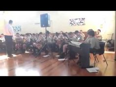 Mangatawhiri, Mangatangi and Paparimu schools sing 'Paradise' as part of NZ Music Month with Dilworth Rural Campus. Months Song, Schools, Singing, Paradise, Songs, Concert, Music, Musica, Musik