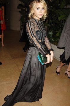 The Ashley Olsen Look Book - The Cut