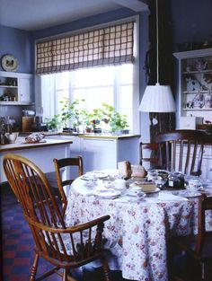 The English Kitchen of Debo Devonshire-Sept 2010; The World of Interiors.