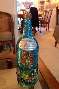 bottle back | Flickr - Photo Sharing!