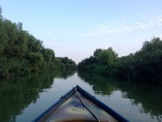 A short getaway to Sulina, into the Danube Delta