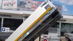 Eduard achterwaartse kipper 256x150 enkelasser 1500kg lvh63cm elektrisch... Van Gog, Ladder, Staircases, Stairway, Staircase Runner