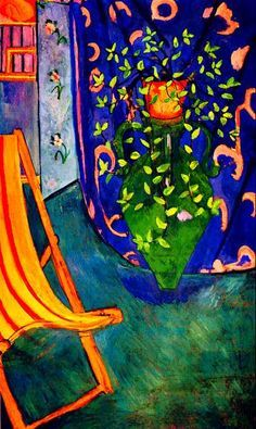The Athenaeum - corner of studio (Henri Matisse - 1912) @Andrea Mora Great Matisse....Thanks you for the great tip on The Athenaeum, wonderful works. So many great DEGAS!