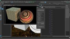 Substance Painter Importer Tutorial.#,maya,#autodesk,#tutorials ,#cg,#painter