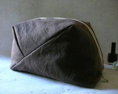 gk kreativ: Geo bag  von Patty doo Die Weihnachtsmaus, Geo Bag, Sewing Crafts, Diy, Bags, Small Bags, Leather Cord, Fabrics, Sewing Patterns