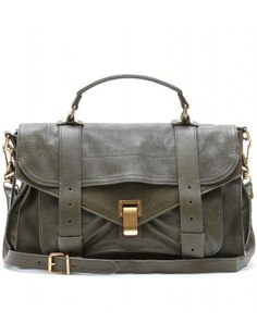 Olive Green PS1 #NMFallTrends