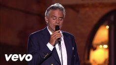 Andrea Bocelli - Champagne - Live / 2012 - YouTube