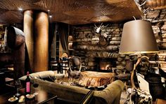 Le Lodge Park, perfect luxury hotel for skiing holiday