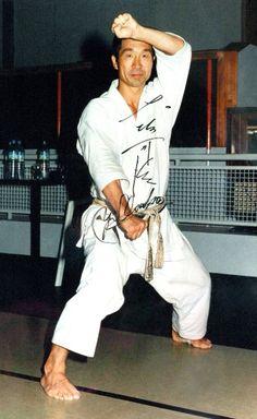 Yashiharu Osaka - 8th Dan Shotokan Karate