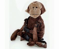 Goldbug Baby Harness Reins Chimp  - Click image twice for more info - See a larger selection of  Baby harness & leashes   at   http://zbabybaby.com/category/baby-categories/baby-nursery/baby-chests-and-drawers/ - baby, toddler, baby shower gift ideas, kids.   « zBabyBaby.com