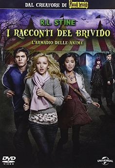 """""""I Racconti Del Brivido - L'Armadio Delle Anime"""" DVD"""