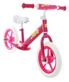 Learning to ride a bike is a big step in a child's life. This balance bike can make the process easier for your child. This push bike takes pedalling out of the picture so your child can concentrate o...