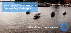 Boot huren op de Spree