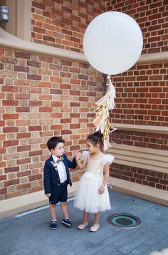 Photography : Amelia Claire Photography Read More on SMP: http://www.stylemepretty.com/australia-weddings/western-australia-au/perth/2015/05/19/elegant-perth-garden-wedding/