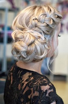 Wedding Bride Hair styles