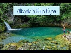 Syri i Kalter - Blue Eye - Delvine - Albania (HD) - YouTube