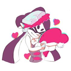 """Splatoon(スプラトゥーン)さんはTwitterを使っています: """"う~ん、今回はまた悩ましいお題が出題されたものだ。 みんなが仲良くなればケンカにはならない。 たしかにその通りだ。 それぞれが人を思いやる心を持てば、みんなが幸せになれるということか。 やはり世界を救うのは「愛」ではなかろうか。 https://t.co/daV05MuXHs"""""""