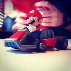 Mini Super Mario Kart