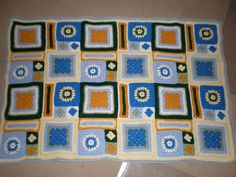 Ravelry: Project Gallery for Woodcliff Throw pattern by Treva McCain