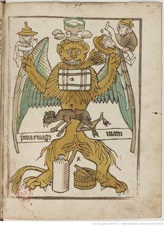 http://gallica.bnf.fr Ars memorandi notabilis per figuras evangelistarum