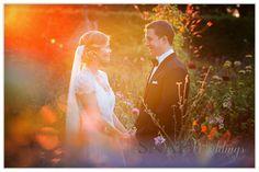 Blithewold Wedding, Wildflowers, Garden, Sunset, © Snap Weddings