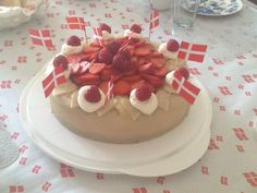 Home made cake for My mothers birthday (7/2015)