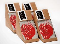 PACKAGING | UQAM: Kitchen Delights To Go | Deda designs