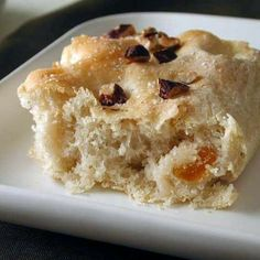 Toasted Hazelnut Focaccia by Cooking Light