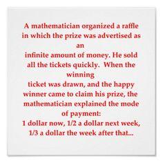 Good way to remember p-series convergence excludes Funny Math Jokes, Math Memes, Math Humor, Nerd Humor, Science Humor, Math Cartoons, Math Comics, Teaching Math, Student Learning