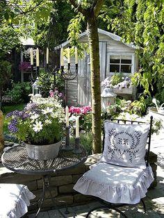 moois en liefs: Tuin en Veranda