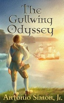 The Gullwing Odyssey by Antonio Simon Jr.  Ready to read about magic, many forms of species, religion, a fun cast of characters and hysterically funny fantasy? The Gullwing Odyssey is a wonderful read to share with your YA reader.