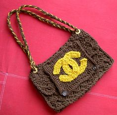 crochet bag - Cerca amb Google