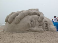 Staggering Sand Sculptures from Around the World