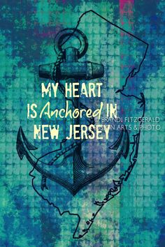 Hurricane Sandy Relief - Heart Anchored in Jersey.