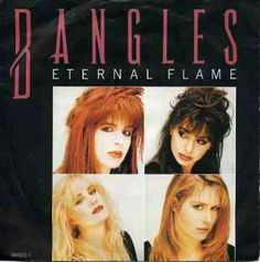 The Bangles Eternal Flame UK Vinyl Record Eternal Flame The Bangles 5099765455076 273063 Susanna Hoffs, Rock Music, My Music, Lost Decade, Eternal Flame, 80s Kids, Teenage Years, My Favorite Music, Retro